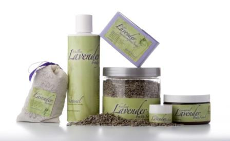 Lavender Bath and Body Collection_A Natural Perspective