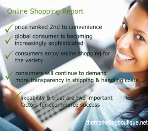 2013 Annual Retail Trend Report - The Marketing Boutique
