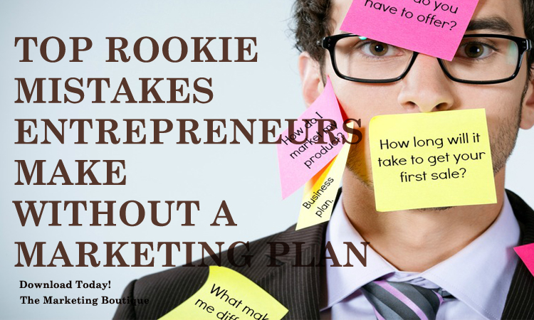 White Paper: Discover the top mistakes small business make without a marketing plan.