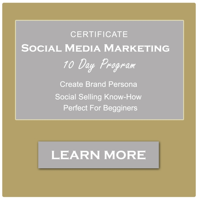 Get Certified in Social Media Marketing For free!