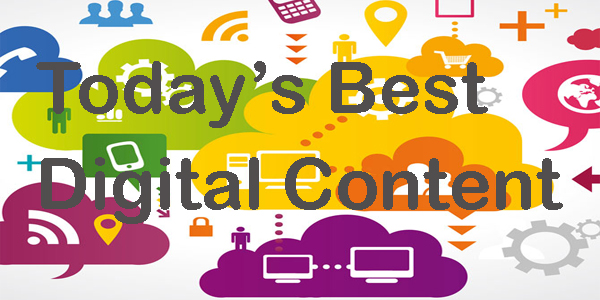 Today's Best Digital Content 2014