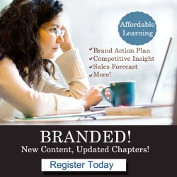 Online brand management course