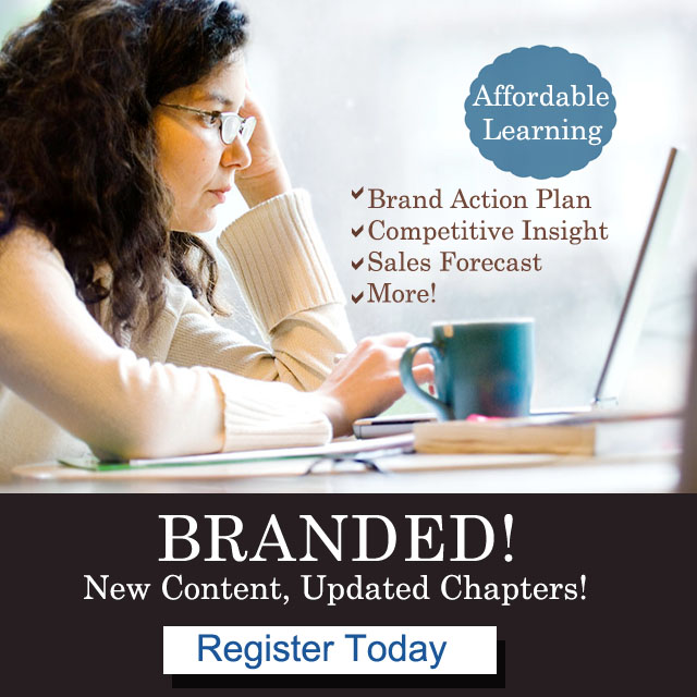 Brand Strategy Planning Online Course