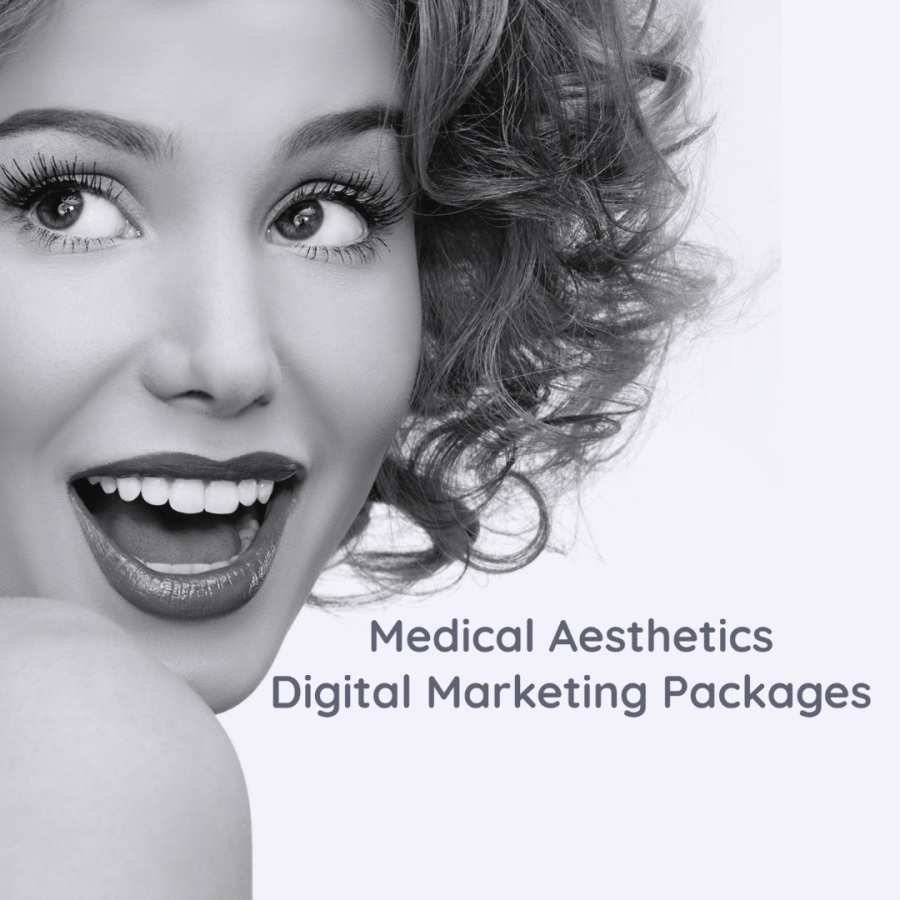 medical aesthetics digital marketing packages